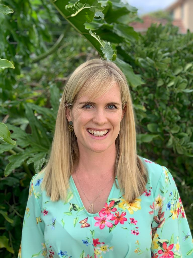 Emily Innes, a registered dietitian Cape Town