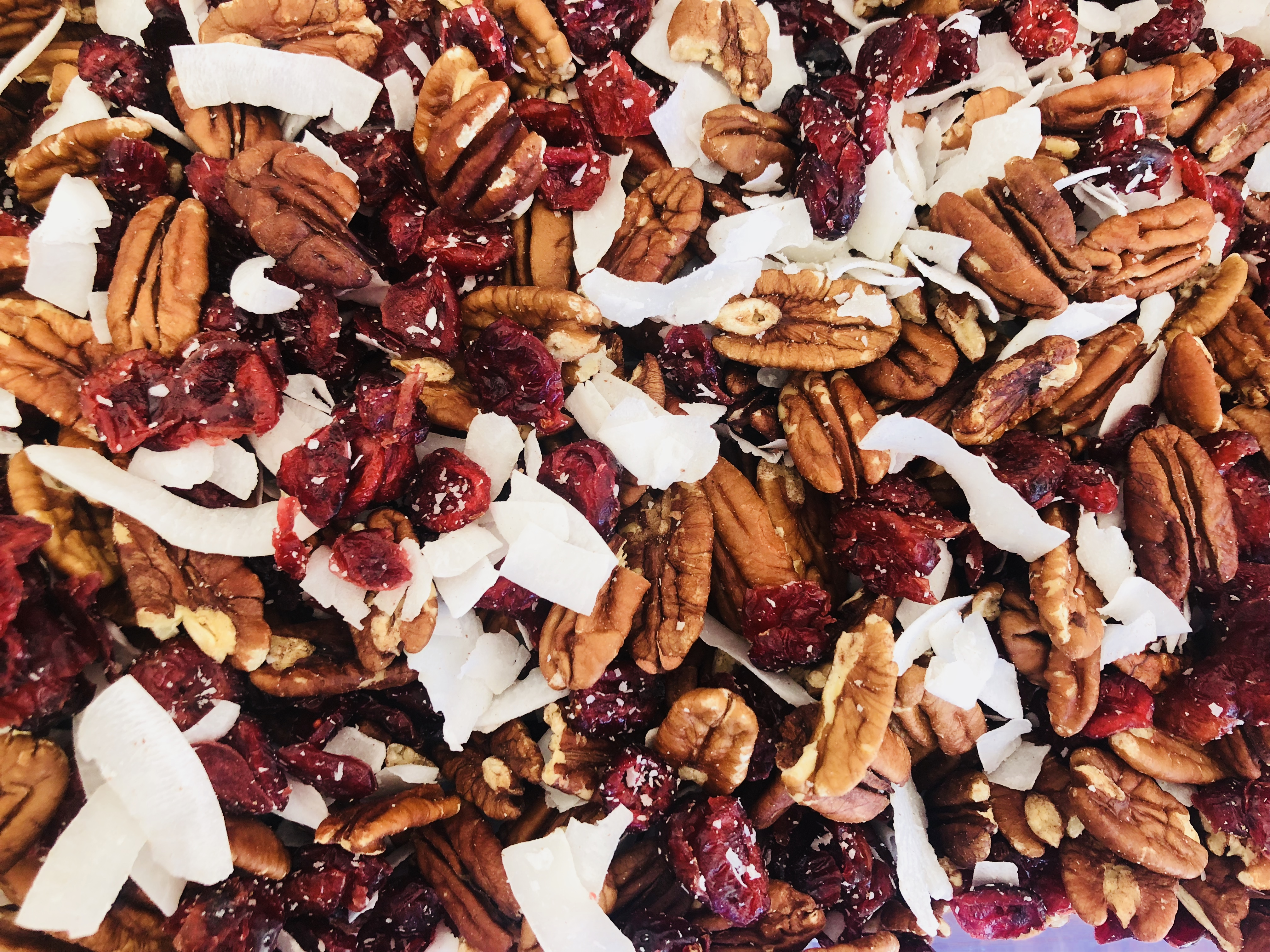 Nuts, trail mix, healthy snack, healthy holiday snack, healthy recipe